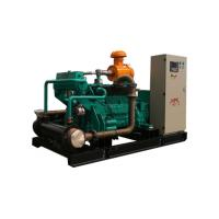 Quality ISO 150kW 187.5kVA natural gas electric generator set with Steyr engine for sale