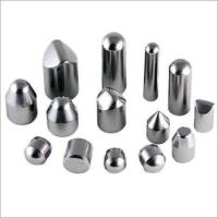 Buy cheap Impact Drill Tungsten Carbide Buttons Column Bits YG15 For Rotary Drilling Tools product