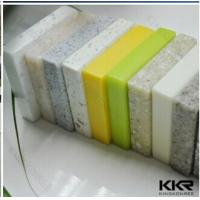 Buy quality Colorful Bathroom Decoration Wall Panel Acrylic Solid Surface L / GMC at wholesale prices
