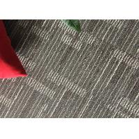 Buy cheap Leather Self Adhesive Patterned Vinyl Flooring High Wear Resistant Pressure Sensitive Glue Coated product