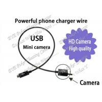 Quality Poker Cheating Devices USB Cable Poker Camera For Reading Barcode Marked Cards for sale