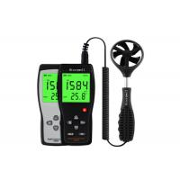 Buy cheap Poratble Wind Speed Measuring Device Anemometer Gauge With LCD Back Light product