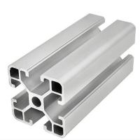 Buy cheap 6063 Anodised Building Industrial Extruded Aluminum Profiles For Automation CNC product