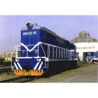 Buy cheap undersell inventory 27 locomotive GK1E31 hydrodynamic reverse mining shunting diesel locomotive product