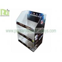 Buy cheap Eco - Friendly 3 Tiers Acrylic Tabletop Display 4mm Acrylic Material SGS from wholesalers