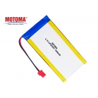 Buy cheap 3.7V 1560mAh Lithium Deep Cycle Battery , UL Lithium Ion Battery For Iot product