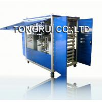 Double Stage Thermal Vacuum Purification Machine for Transformer Insulation Oil 6000L/Hr