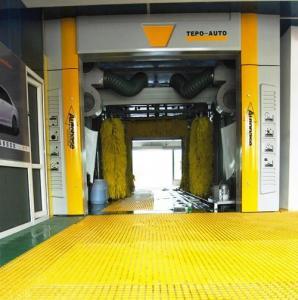 China TEPO - AUTO stability Automatic Car Wash Machine , vehicle washing equipment energy saving on sale