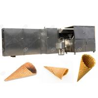 Quality Biscuit Ice Cream Cone Machine Industry Gelgoog Machinery Fully Automatic CE Certification for sale
