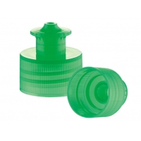 Buy cheap Childproof Screw 20mm 410 Plastic Closure Caps product