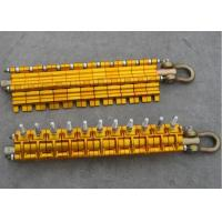 Buy cheap High Strength Bolted Type Cable Pulling Clamp Fit Big Conductor Overhead Line Construction product