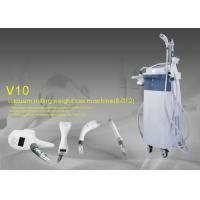 Buy quality RF + Vacuum + mechanical roller + infrared laser Body Sculpting Machine With Velashpe V10 at wholesale prices