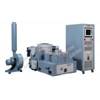 20KN Electromagnetic Shaker Machine For Lithium Batteries Vibration Testing With Vertical / Slip Table for sale