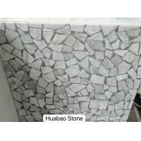 Buy cheap No-resin artificial Terrazzo stone tiles fire-resistant forr floor wall vanity top product
