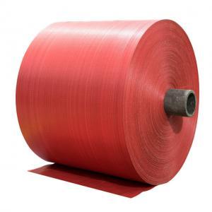 Buy cheap Bulk Bag PP Woven Sack Fabric 1 - 4 Meters Width Woven Polypropylene Roll product