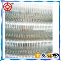 Buy cheap HIGH PRESSURE COLD RESISTANT FLEXIBLE RUBBER HOSE PVC STEEL WIRE HOSE product