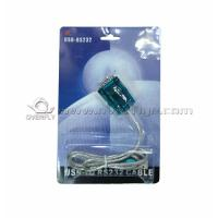 Buy quality FY232CA Simple installation and operation USB to Serial RS232 Cable at wholesale prices