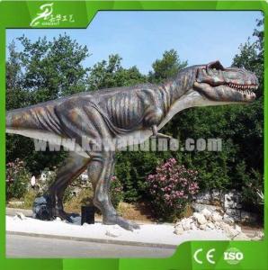 Buy cheap KAWAH  Attractive Handicraft Life-size T-rex Model Outdoor Animated Dinosaur product