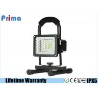 China Outdoor 15W Spot LED Work Lights IPX5 Waterproof Rechargeable Lithium Batteries on sale