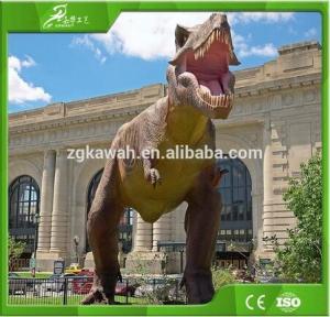 Buy cheap KAWAH High Simulation Aetificial Dinosaur Models for Dinosaur Theme Park product