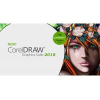 Buy cheap Retail Box Coreldraw License Key Graphics Suite 2018 Multi Language RAM 1 GB product
