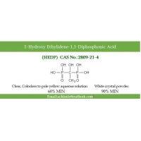 Buy cheap 60%MIN 90% MIN CAS No. 2809-21-4 C2H8O7P2 1-Hydroxy Ethylidene-1,1-Diphosphonic from wholesalers