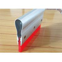 Buy cheap Aluminum Handle Silk Screen Printing Squeegee With Changeable Rubber Blade 70A product