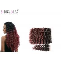 Buy cheap No Bad Smell Real Indian Hair Bundles Without Any Synthetic Hair 8A Grade product