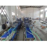 Buy cheap Auto Shrink Wrapper Machine 500ml Curved Bottle Packing Equipment product