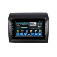 Buy cheap Citroen Jumper Double Din DVD Player Android 9.0 / 10.0 In Car Audio Video System product