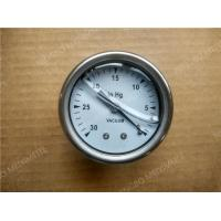 """Buy cheap 304 Stainless Steel Liquid Filled Vacuum Pressure Gauge with Back Entry 2"""" ( 50mm ) product"""