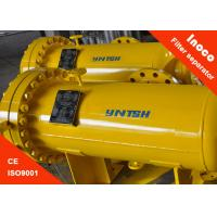 Buy cheap BOCIN Industrial Compressed Gas / Natural Gas Filter Separator , Pn1.0/1.6mpa product