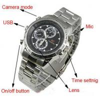 Buy cheap A9security spy dvr watch camera product