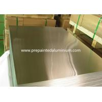 Buy cheap Aluminum Mirror Sheet With Laminate / Polished / Anodized Surface Treatment product