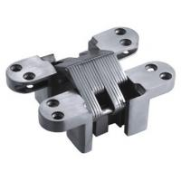 Buy cheap Fireproof Casting Stainless Steel Concealed Hinges 50mm Thickness Anti Corrosive from wholesalers