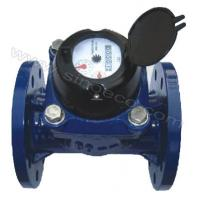 Agriculture Irrigation Horizontal Vane Wheel Dry Dial Water Meter WI