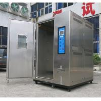 Buy cheap PV solar modules Temperature Humidity Chamber , Damp Heat test chamber product