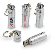 Buy quality Pantone Keychain Novelty USB Flash Drives Auto-run Metal 8GB High Speed 2.0 Interface at wholesale prices