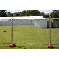 Buy cheap Hot Dipped Galvanized Temporary Fence Panel product