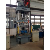 Buy cheap Button Operation 630T Hydraulic Stamping Press Servo System Oil Heating Device from wholesalers