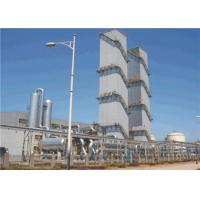 Buy cheap Chemical Industrial Air Separation Plant 2000 m3/h For Liquid Nitrogen , Low pressure product