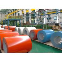 Buy cheap PPGI , Hot Dipped Galvanized Steel Sheet , Painting Galvanized Steel Roofing thickness from 0.25-0.8mm product