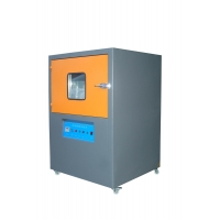 Lithium Battery Flammability Test Machine With PLC Touch Screen Flame Height 38mm for sale