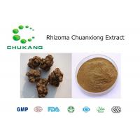 Buy cheap Rhizoma Chuan Xiong Powdered Herbal Extracts Promoting Blood Circulation from wholesalers