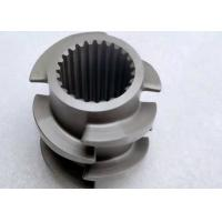 Special designed Buss Twin Screw Shaft Plastic Extruder elements for Continuous mixing for sale