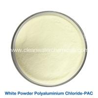 Buy cheap White Polyaluminum Chloride  for Drinking Water Treatment product