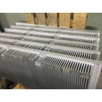 Buy cheap High Performance Extruded Aluminum Heat Sinks for electrical power cooling Solutions product