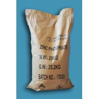 Buy cheap Tetrahydrate Zinc Phosphate Pigment 46%-50% PO4 For Water Soluble Paint product