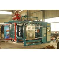 Buy cheap Semi - Automatic Auto EPS Shape Molding Machine PLC Controller 2.5 m³  /  Cycle from wholesalers