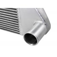 Buy cheap Aluminum Plate fin air cooled heat exchanger for oil air & water cooling product